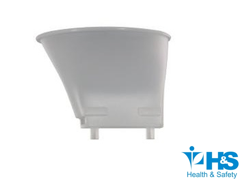 Acessórios-Bocais para bafômetro-Bocal Passivo para Bafometro MARKX pacote com 10 unidades