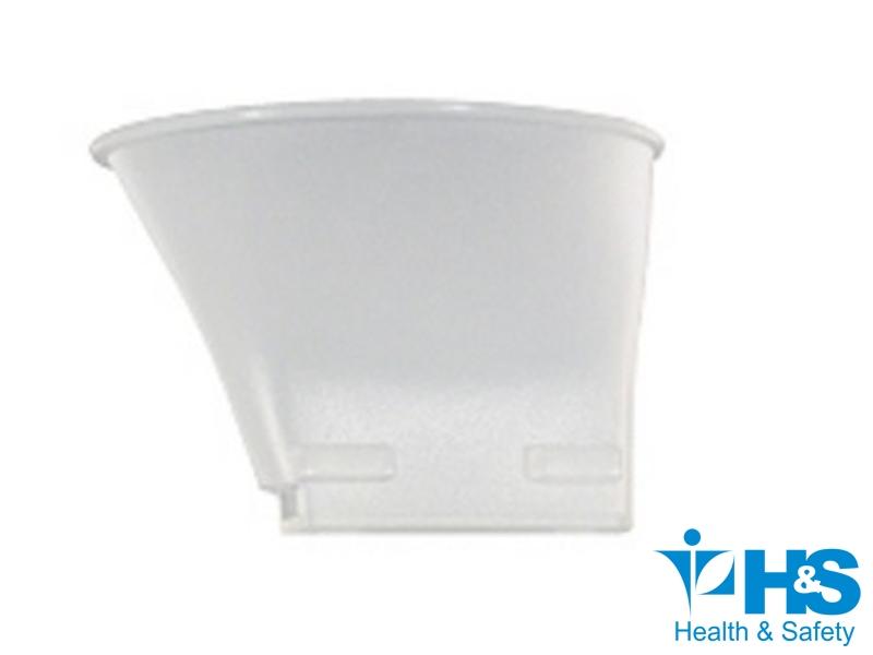 Acessórios-Bocais para bafômetro-Bocal passivo para Mercury - pacote com 10 unidades